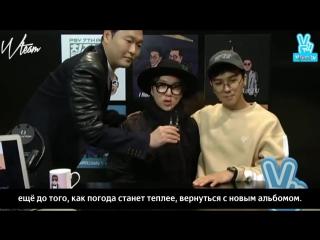 [Wteam] Мино и Сынюн в трансляции PSY | 15.11.28 [рус.саб]