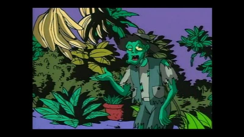 Байки Хранителя Склепа 1 сезон 10 серия / Tales from the Cryptkeeper 1x10 (1993 – 1999) Лапа гориллы