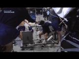 Discovery Внутри космической станции Inside the space station (2000)