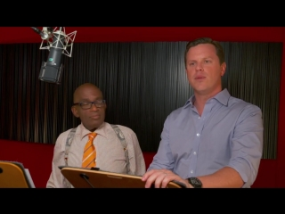 Kung fu panda 3_ willie geist and al roker dim and sum behind the scenes movie interview