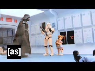 Take Your Daughter to Work Day | Robot Chicken | Adult Swim