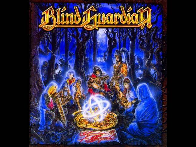 Blind Guardian - The Bards Song (In the Forest AND The Hobbit) (HQ)
