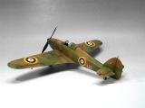 Hawker Hurricane Mk.I Airfix 172 WW2 Aircraft Model