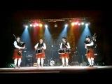 Оркестр волынщиков City pipes - Шотландская традиционная музыка.