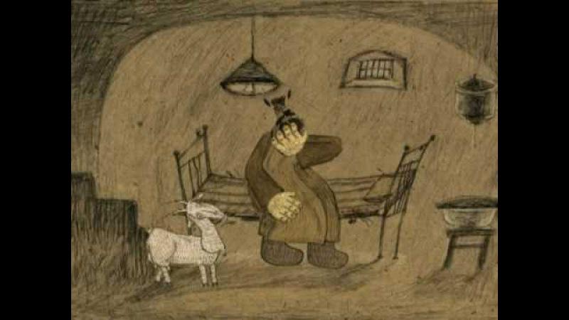 Константин Голубков Дворник на луне по Даниилу Хармсу