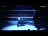 Sting answers Triple H - WWE Raw February 9 2015