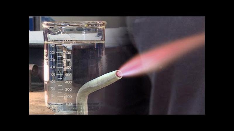 Огонь из воды и спаянные трубы - futuris