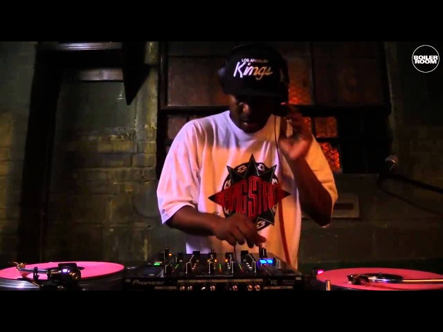 Boogie Blind Boiler Room NYC DJ Set