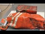 Расшифровали чёрный ящик причины Крушения самолета в Египте 04.11.2015