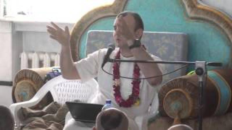 Радха Говинда дас. Качества Мадхьяма. 16.05.2015