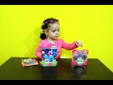 Распаковка игрушек Лалалупси и Лала Пони Unpacking toys Lalaloopsy Tinies and Ponies