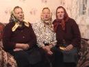 Dominika Czekun i śpiewaczki z Polesia Rówieńskiego Ukraina 2003