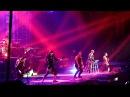 Rammstein - Amerika Ich Will Bercy Paris 6/3-2012 HD