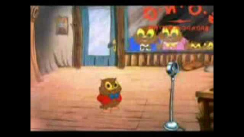 I Love To Singa Owl