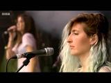 Warpaint - 'Intro' + 'Love Is To Die' (Live 2014)