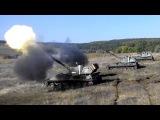 Воздушный привет  российским боевикам от 93 бригады/ Архив войны 2014