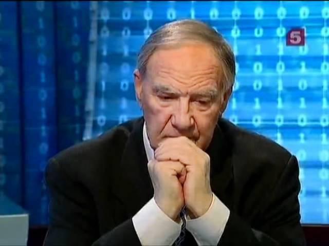 Сергей Капица История из будущего