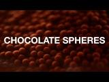 Molecular Gastronomy Rich Chocolate Caviar