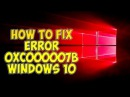 0xc000007b Windows 10 решение