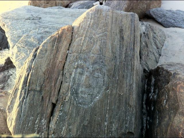 Игорь Алпатов, Славянские лики на камнях пляжа в Бруклине, часть 3