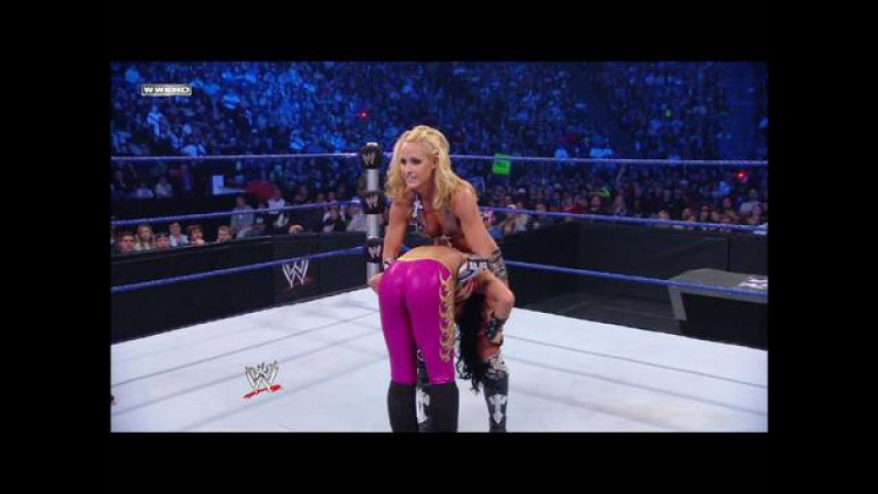 Melina vs. Michelle McCool