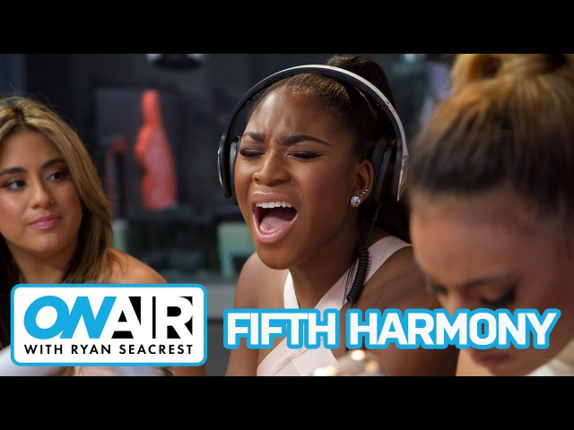 Fifth Harmony Worth It Acoustic On Air with Ryan Seacrest