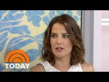HIMYM's Cobie Smulders Shot Fitness Film While 5 Months Pregnant TODAY