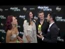 Nick Carter wLauren Kitt & Sharna Burgess @ Dancing With The Stars Season 21 Week 8 I AfterBuzz TV