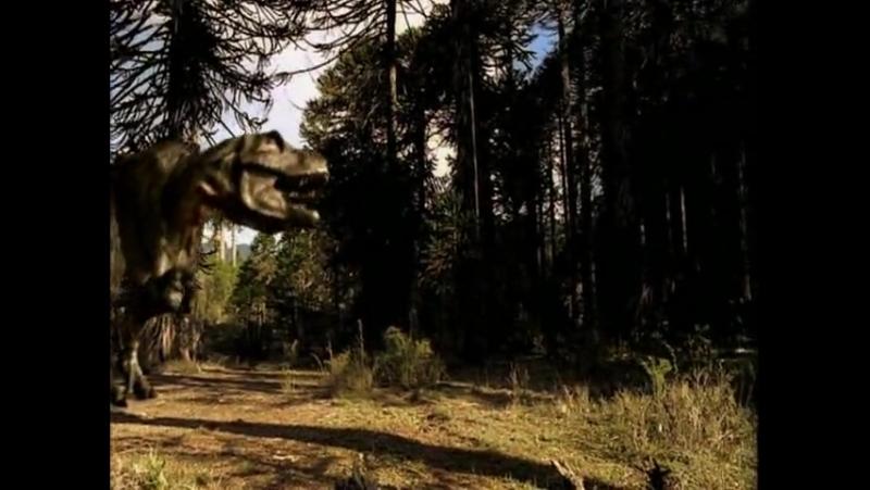 Прогулки с динозаврами_ Гибель династии (6-я сер.), 1999 videoвидео