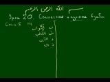 Правила чтения Корана-Урок 20 Солнечные и лунные буквы
