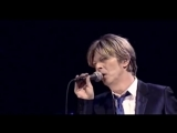 David Bowie - I've been waiting for you - live in Berlin 2002