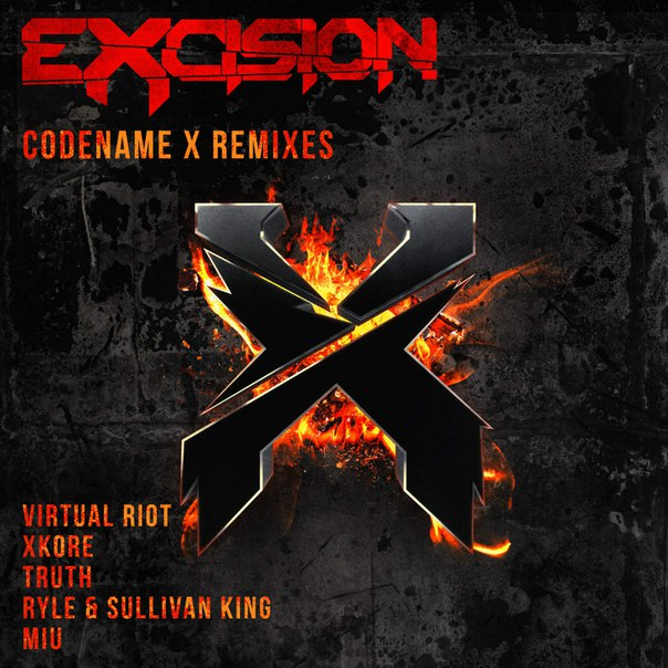 Excision - Codename X (Ryle & Sullivan King Remix)