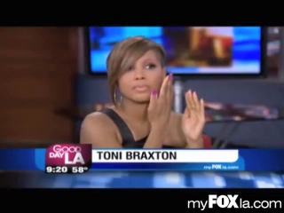 Grammy Winner Tony Braxton
