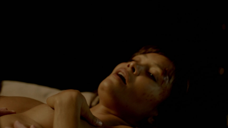 Thandie Newton Nude Rogue s01e05 (2013) HD 1080p
