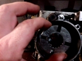тнвд vp44 притирка подкачки и приводного вала.