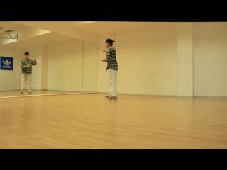 Всем танцорам на заметку, изоляция необходима, посмотрите небольшой пример. Под гитарой)))