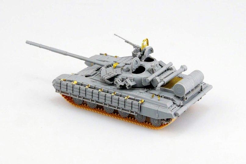 Т-64БВ от MC, как покрасить?