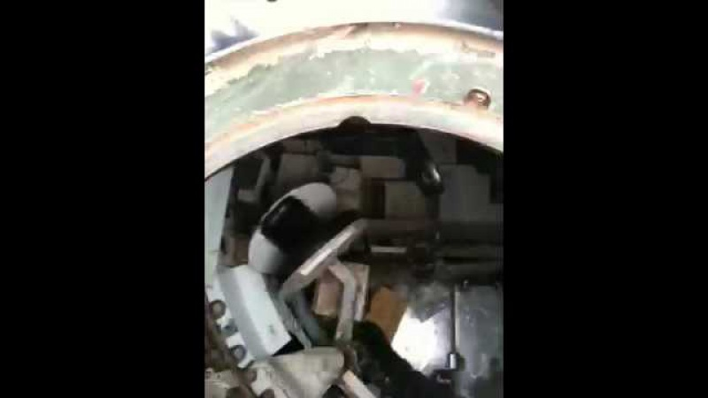 M1A1 Abrams Tank Inside and Out