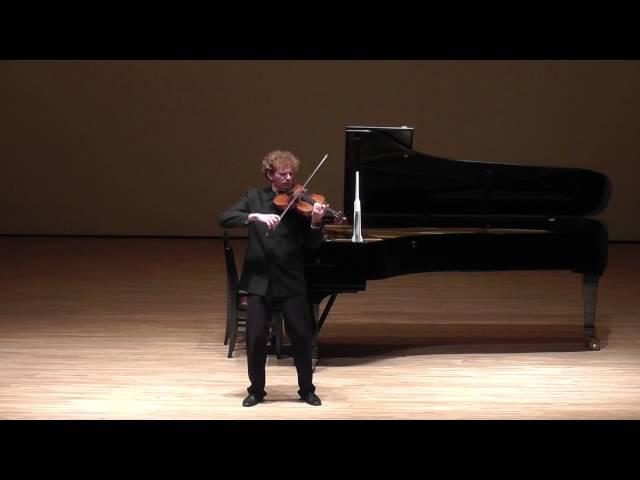 Violin Sonata Op 27 No 4 ~ 1st mov