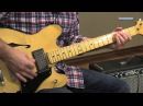 Fender Modern Player Starcaster Semi-hollowbody Electric Guitar Demo - Sweetwater Sound