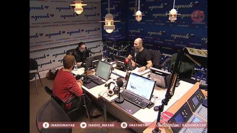 Ненцы. Константин Куксин в студии радио «Маяк».