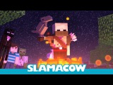 Skeleton Encounter (Схватка со скелетом) - Minecraft Animation - Slamacow