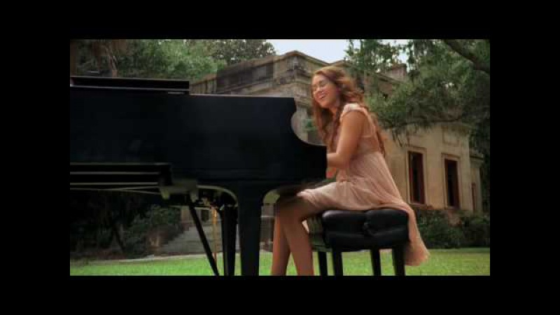 When I Look At You, Miley Cyrus Music Video - THE LAST SONG - Available on DVD Blu-ray