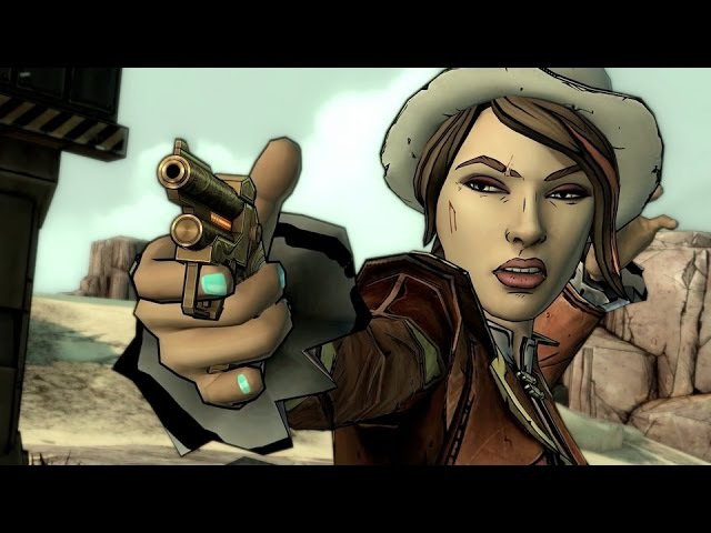 Tales from the Borderlands - World Premier Trailer