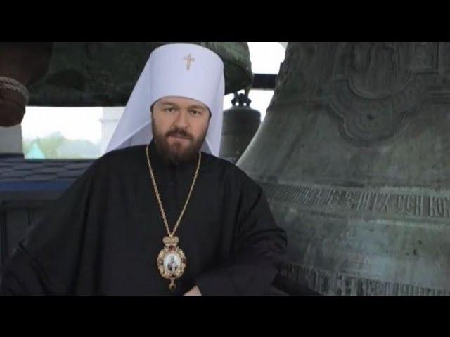 Фильм митрополита Илариона ВТОРОЕ КРЕЩЕНИЕ РУСИ (2013)