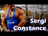 Bodybuilding Motivation - Sergi Constance (FitABS)