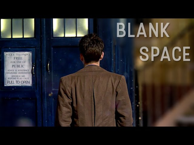 Doctor Who | Blank Space (rus sub)