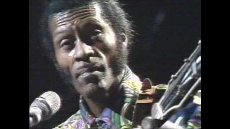 CHUCK BERRY - the blues,72-й год.И с пятницей!