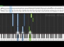 Naruto Shippuden- Experienced Many Battles - Piano Tutorial w/ Piano Sheet