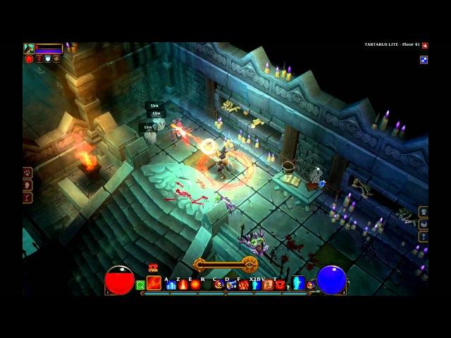 Torchlight 2 Firemage Elite 120 Tartarus